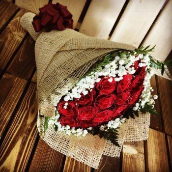 هدايا الورد الطبيعي
